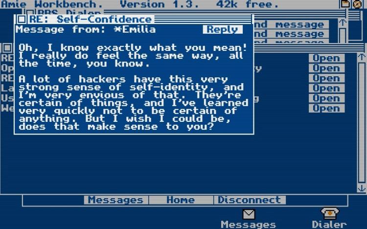 Digital A Love Story